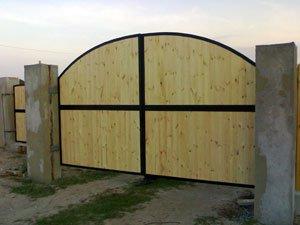 изготовление ворота, калитки