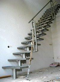 Винтовые лестницы, примеры работ